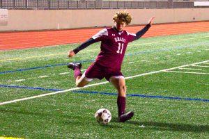 Boys JV Soccer v North Springs 3/4