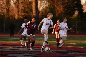 Grady Varsity Girls Soccer vs. Carver  3/5