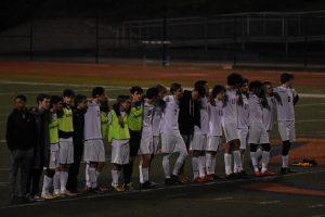 Grady Boys Varsity Soccer vs. North Springs  3/7