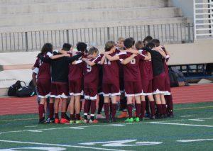 Boys JV Soccer v Decatur