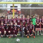 Grady Boys JV Soccer Team 2019