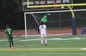 Boys JV Soccer vs Clarkston