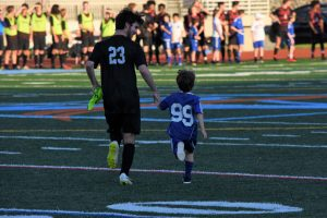Boys Varsity Soccer vs. Lakeside / Community Night and Senior Recognition