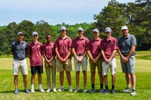 Grady Varsity Boys Golf – Area Tournament 4/29