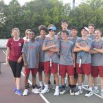 Grady boys defeat Carrollton and advance to the state 5A tennis championship!