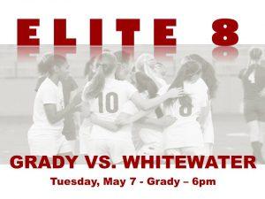 grady girls soccer elite 8