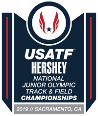 Knights in California for USATF Championships