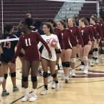 Volleyball Finds Its Stride