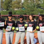 Softball Recognizes Seniors in Final Game of 2019