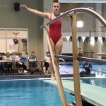 Diver Scores at Marist Invitational