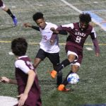 boys jv soccer v woodward