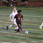 Boys Varsity Soccer ties Woodward Academy 0 – 0