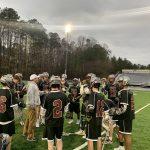 Boys Lacrosse Loses Late to Marietta