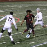 Boys Varsity Soccer falls to Marist School 5 – 4