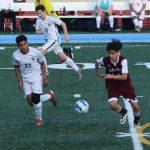 boys jv soccer v pace 2020