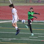 Boys Junior Varsity Soccer beats Pace Academy 2 – 1