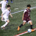 boys jv soccer v nahs 2020