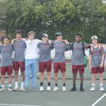 Grady boys varsity tennis defeats region foe North Springs 3-2 in thriller