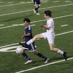 Boys Junior Varsity Soccer beats North Springs 3 – 0