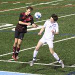 Boys Varsity Soccer falls to Paideia School 2 – 1