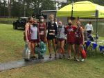 Girls Cross Country Wins in Cartersville