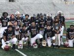 Football Honors Seniors in Last Game of Season