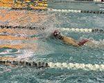Grady Swim off to a Great Start
