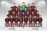 Varsity Boys Soccer beats Pope 3 – 2