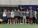 Boys Tennis Advances to Finals