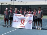 Boys Tennis Falls to Woodward in Championship