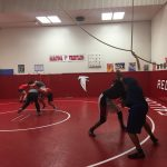 Wrestling: Team looks to rebuild after losing star power
