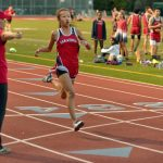 Track: Though promising, young team has room for growth