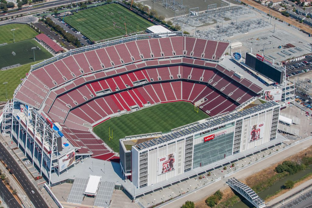 Buy Homecoming Tickets for Levi's Stadium