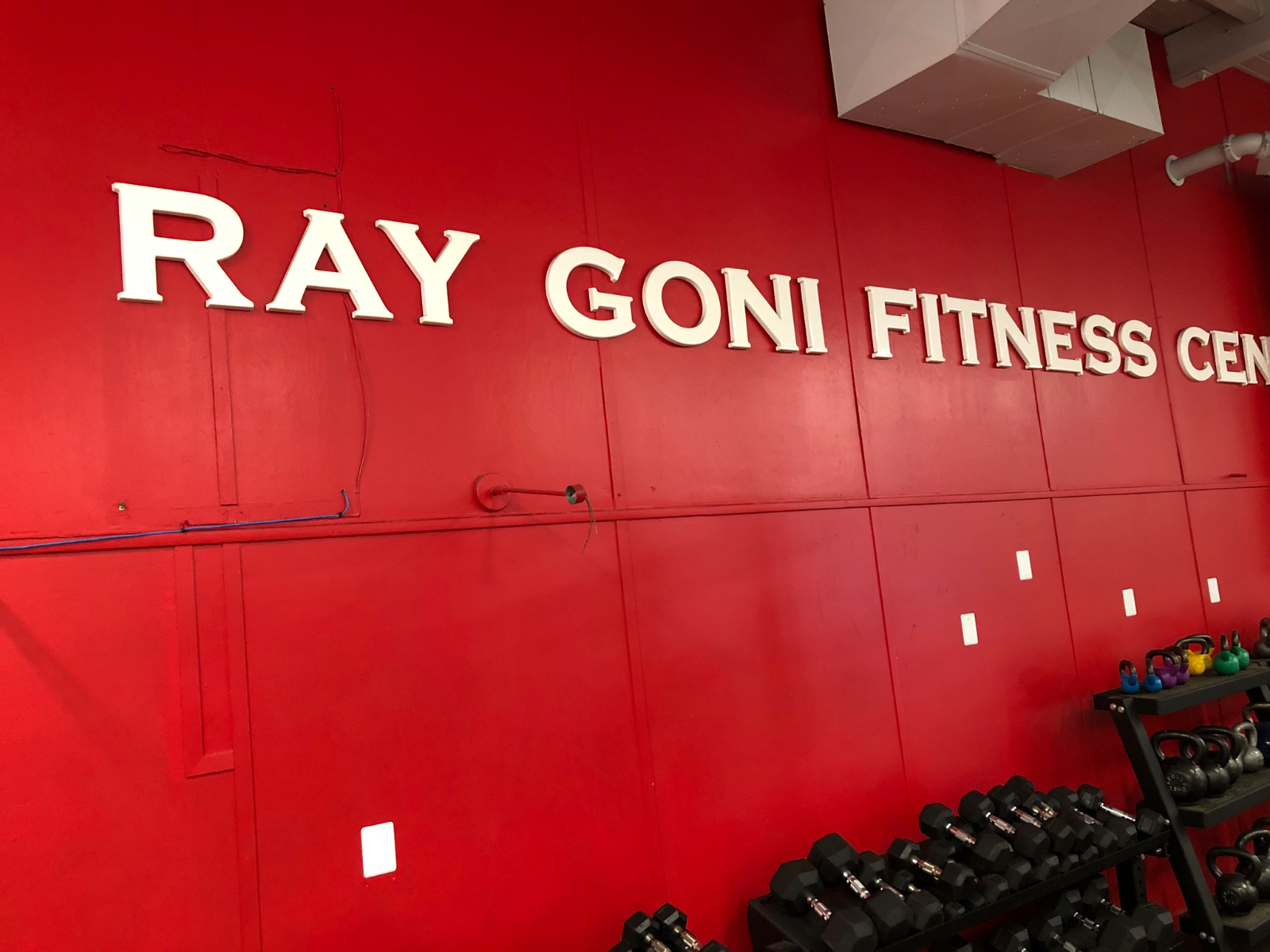 Weight room honors former teacher and coach