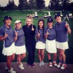 Girls Golf – CVC Champs!