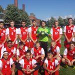 Anderson High School Boys Varsity Soccer beat Muncie Central High School 4-2