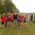 Anderson High School Boys Varsity Cross Country falls to Delta High School 0-7