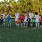 Anderson High School Boys Varsity Soccer beat New Castle High School 2-0