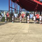 7 Seniors honored at Girls Soccer finale