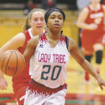 Lady Tribe cracks win column