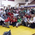 Indians Wrestle Panthers Down