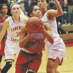 Lady Tribe moves to title game