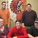 Senior Damon Spaeth Signs With Muskingum University