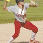 Softball wins 7th straight with 9-7 win over New Castle