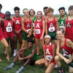Boys Cross Country finishes top 10 at Monroe Central Invitational
