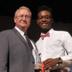 THB SPORTS AWARDS BOYS ATHLETE OF THE YEAR: Jaien Webster of Anderson
