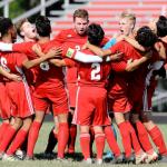 '18 Boys Soccer vs Liberty Christian