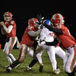 Football Sectional vs Greenfield-Central