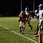 Tribe's offense shines in sectional semifinal rout