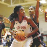 Game Lady Tribe can't keep up with North Central